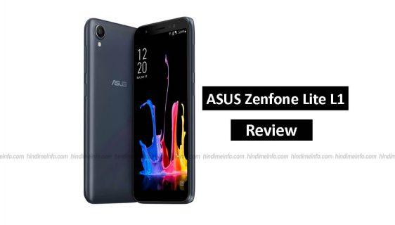Zenfone Lite L1