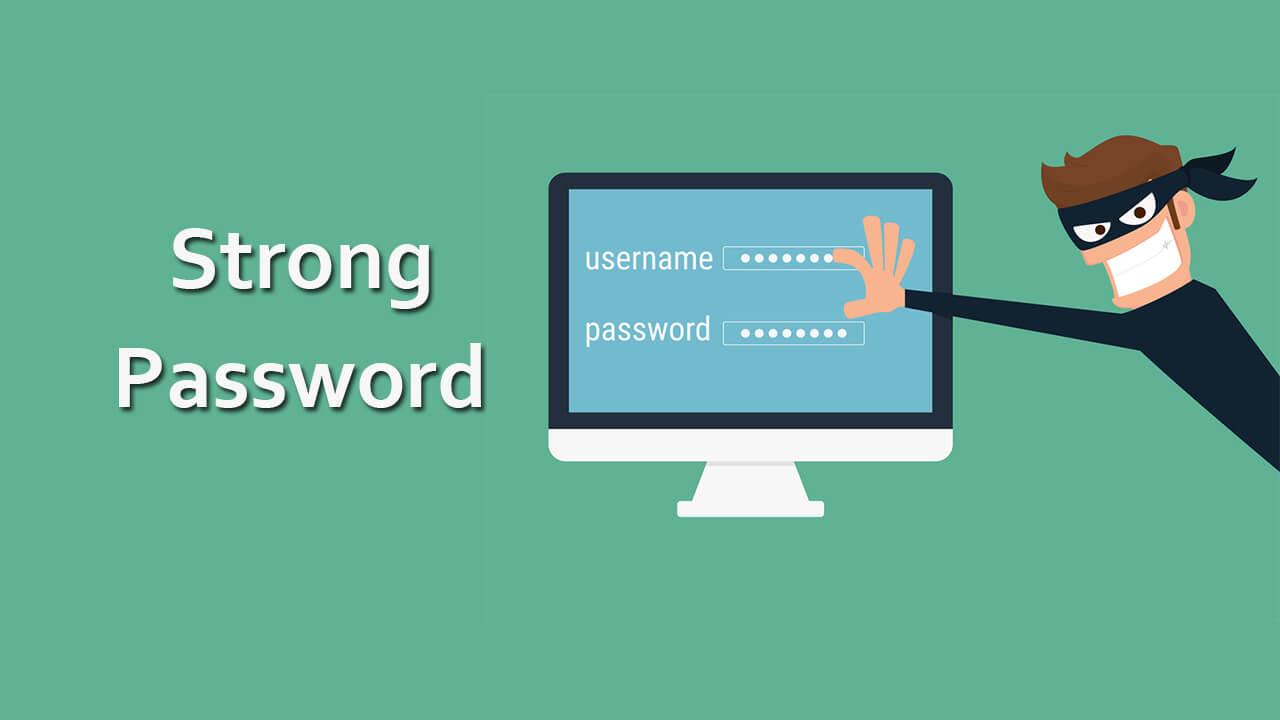 Password कैसे