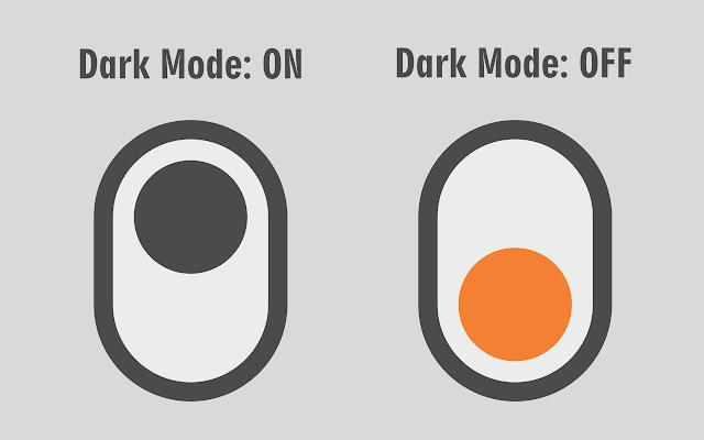 Dark Mode क्या है?