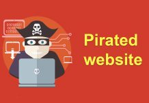 Pirated Website