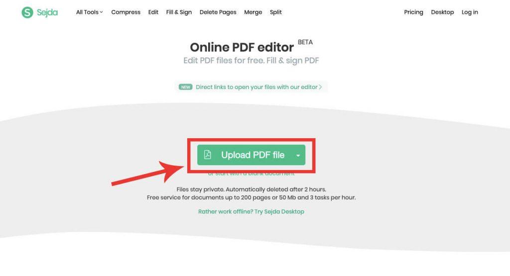 PDF कैसे edit करें